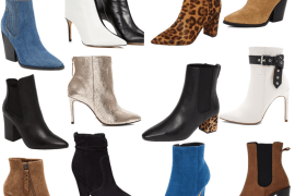 Fall Booties. Fall Booties 2018. Booties for Fall. Fall Boots. Cutest Fall booties. Cutest Fall boots. Budget booties. Friday Favorites. Fall shoes. Shoes for Fall.