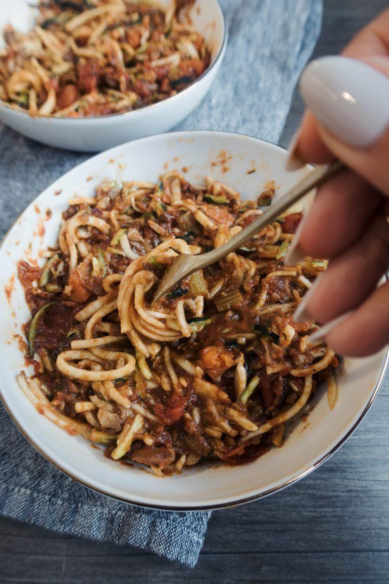 Mushroom Bolognese. Mushroom Bolognese Recipe. Vegan Bolognese. Vegan Bolognese Recipe. Whole 30 Bolognese. Whole 30 Vegan Bolognese. Paleo Bolognese. Vegetarian Bolognese.