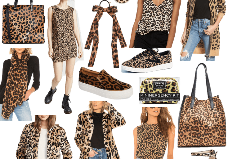 Wild for Leopard. Leopard trend. Leopard for fall. Leopard for fall 2018. 2018 leopard trend. 2018 leopard pieces. 2018 leopard favorites. Leopard. Leopard accessories. Leopard clothing. Fall leopard. Leopard shoes. Leopard sweater.