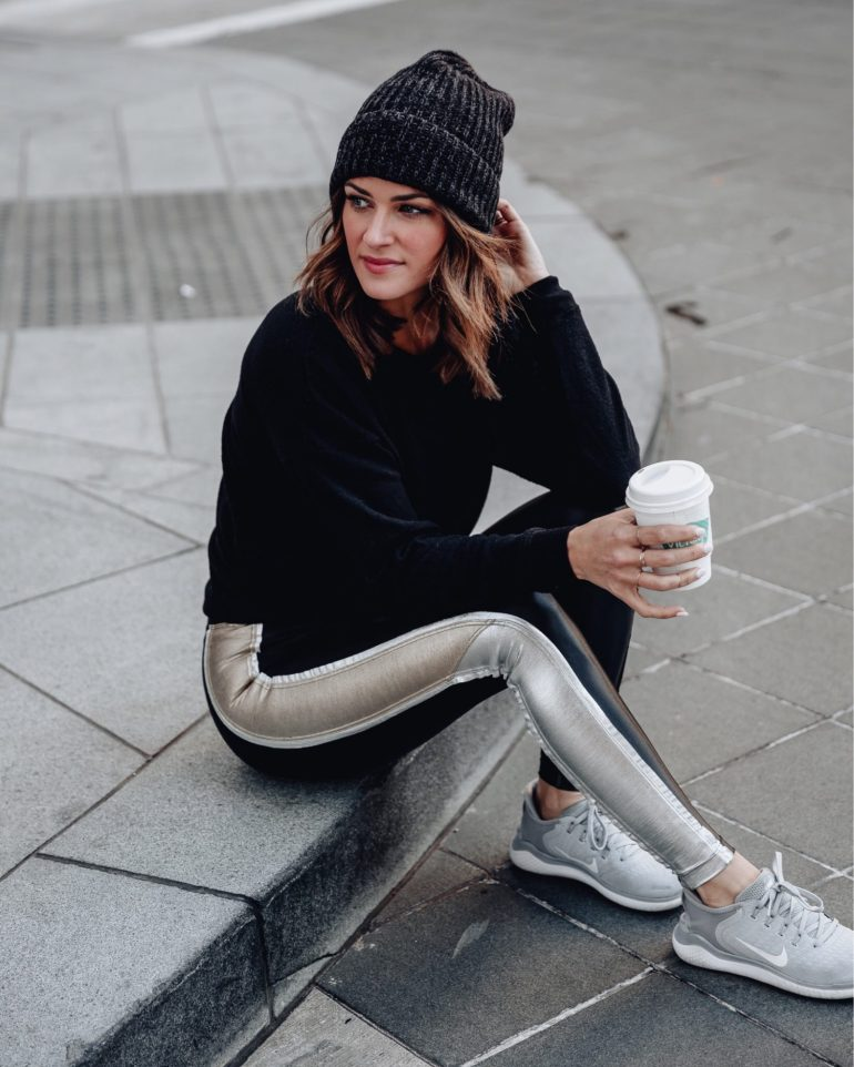 Sharing an Instagram outfit roundup featuring all of the outfits I posted the first half of January with tons of great outfit ideas & pieces for winter.