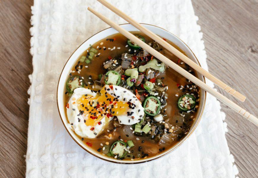 Ramen Zoodle Soup