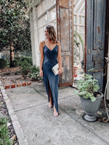 Fall Wedding Guest Dress roundup featuring dresses for every occasion & in every price range to ensure you can find the perfect dress for your next wedding.