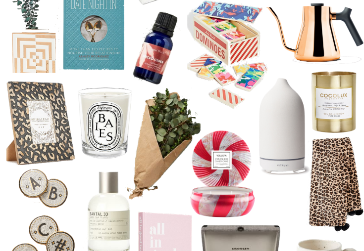 Sharing a collage of the best gifts for the homebody for anybody who loves to cozy up at home. These would also be great gifts for a new homeowner!
