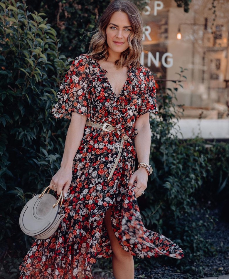 Florals? For Spring? Groundbreaking. Sharing a roundup of floral dresses for spring under $100 including a few styled options for you all to shop.