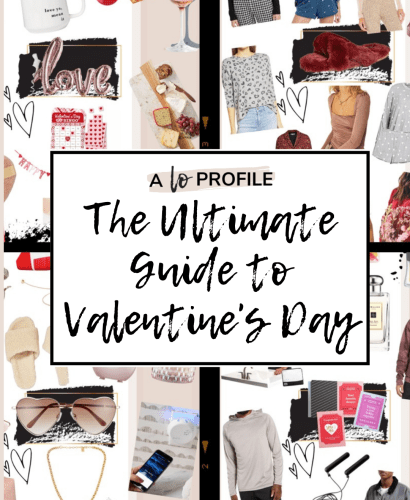 Sharing the ultimate guide to valentine's day featuring some cute inspo, casual outfit ideas, & gift ideas for her & him.
