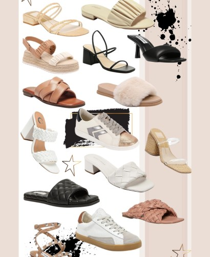 Sharing a roundup of affordable spring shoes in several styles from DSW, one of the best retailers for shoe & accessory deals.