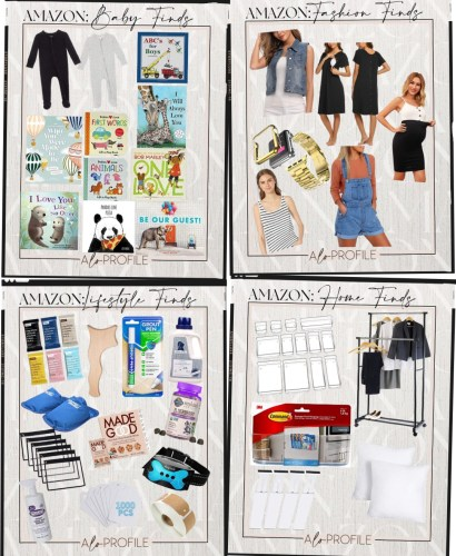 Sharing a roundup of my May Amazon purchases featuring what I bought on Amazon in May in all different categories for you all to shop.