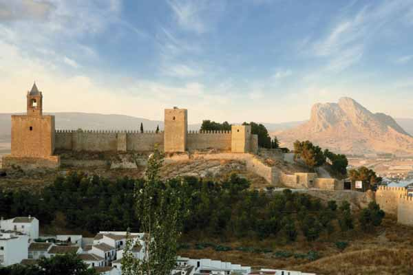 Visita guiada a la ciudad malagueña de Antequera
