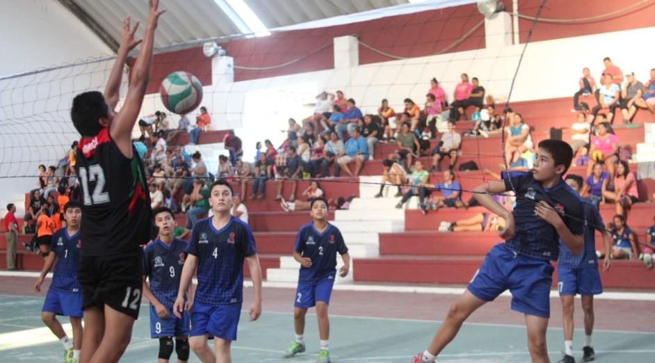 Un éxito la cuarta copa Leonas de Vóleibol - AlorNoticias