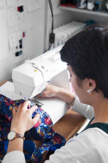 Premier atelier couture