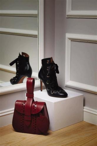 1- Alaia shoes Thuraya Mall 2 - Alaia bag Thuraya Mall