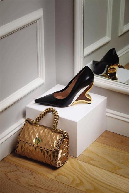 1-Marni shoes Thuraya Mall, Al Ostoura The Avenues 2 - Ermanno Scervino bag Thuraya Mall