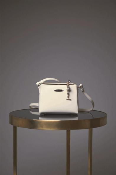 Bag:Mary Katrantzou - Thuraya Mall Bracelet:Lanvin - Thuraya Mall