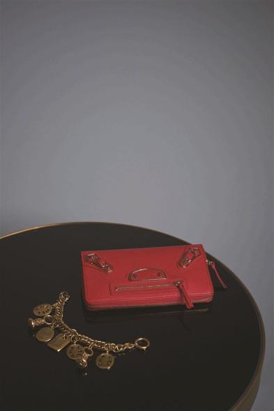 Bag:Balenciaga - Thuraya Mall Bracelet:Vintage Chanel - What Goes Around Comes Around, Thuraya Mall