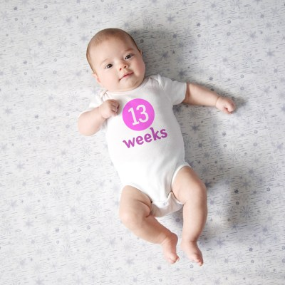 Family Friday: 3 Months Old