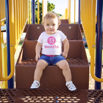 Family Friday: 13 Months Old