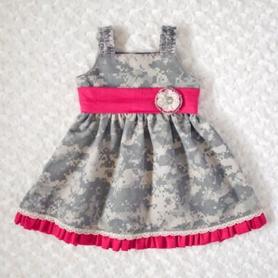Deployment Homecoming Dress