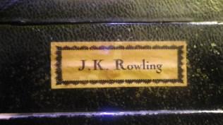 I found JK's wand!