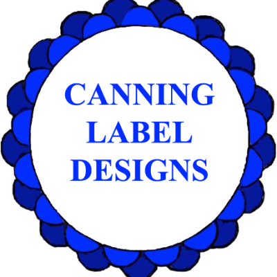 Canning Label Designs