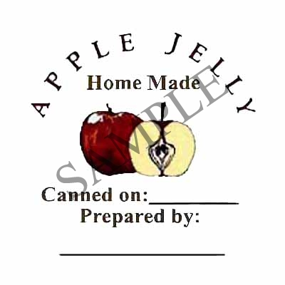 Apple Jelly#L130