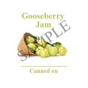 L357 Gooseberry Jam