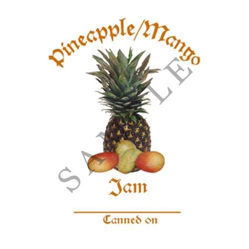 L366 Pineapple Mango Jam