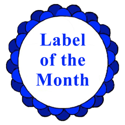 Label of the Month