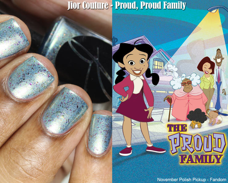 Jior Couture - Proud, Proud Family