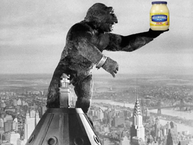 King Kong Mayo