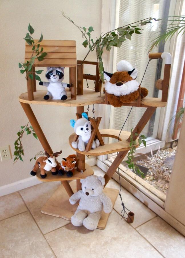 Woodland Creatures Baby Shower