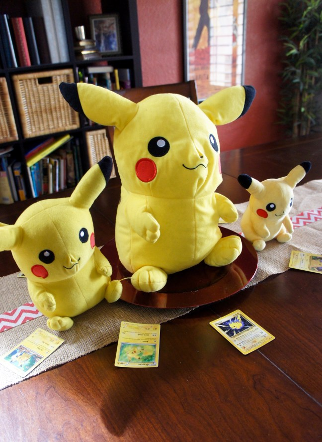 pokemon birthday party