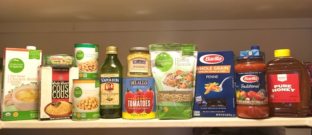 Building a Mediterranean Diet-Friendly Pantry