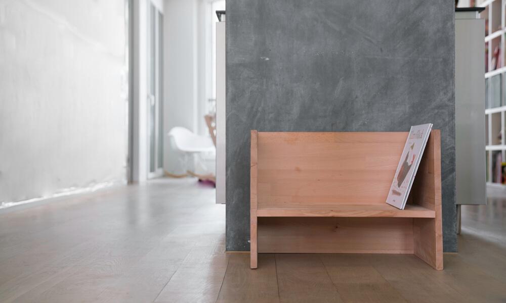 Berliner Hocker, Montessori Möbel selbst bauen