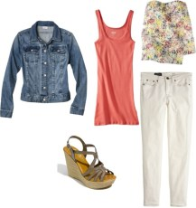 Day 9 - Spring Style Me Outfit