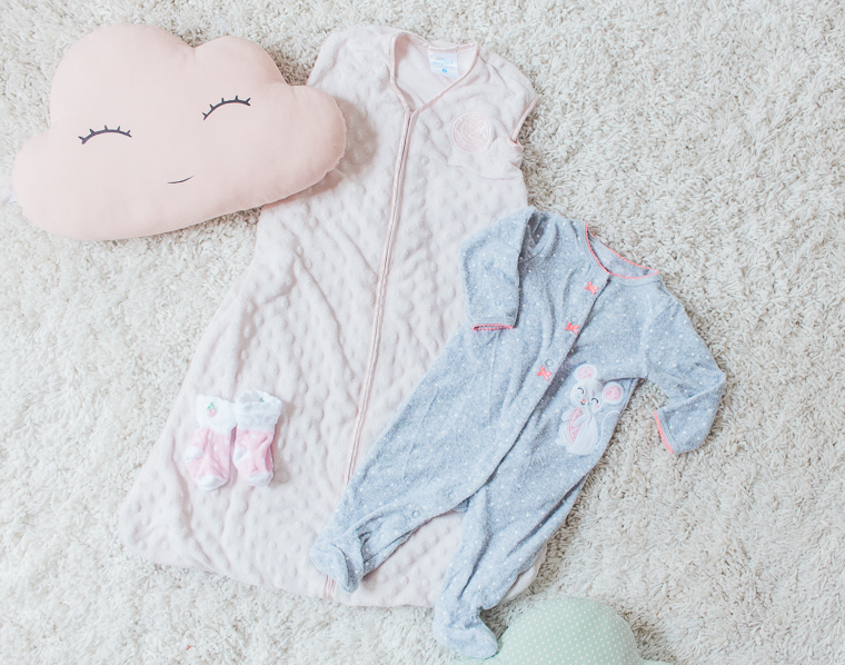 baby and toddler bedtime essentials