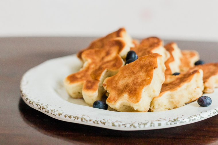 holiday sour cream pancakes
