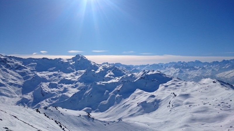 SKIING SNOWBOARDING A LOVELY PLANET 19