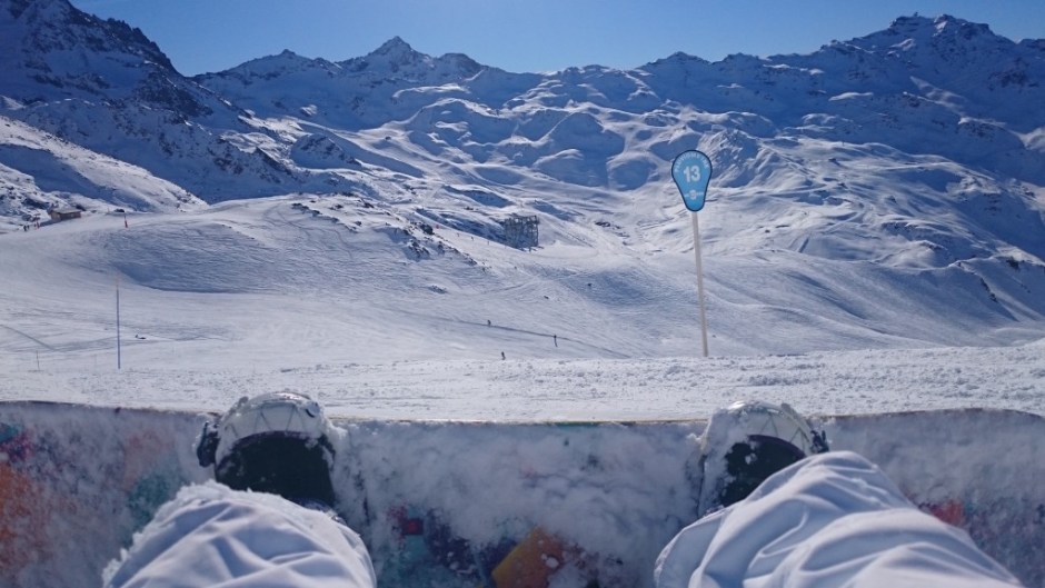 SKIING SNOWBOARDING A LOVELY PLANET 23
