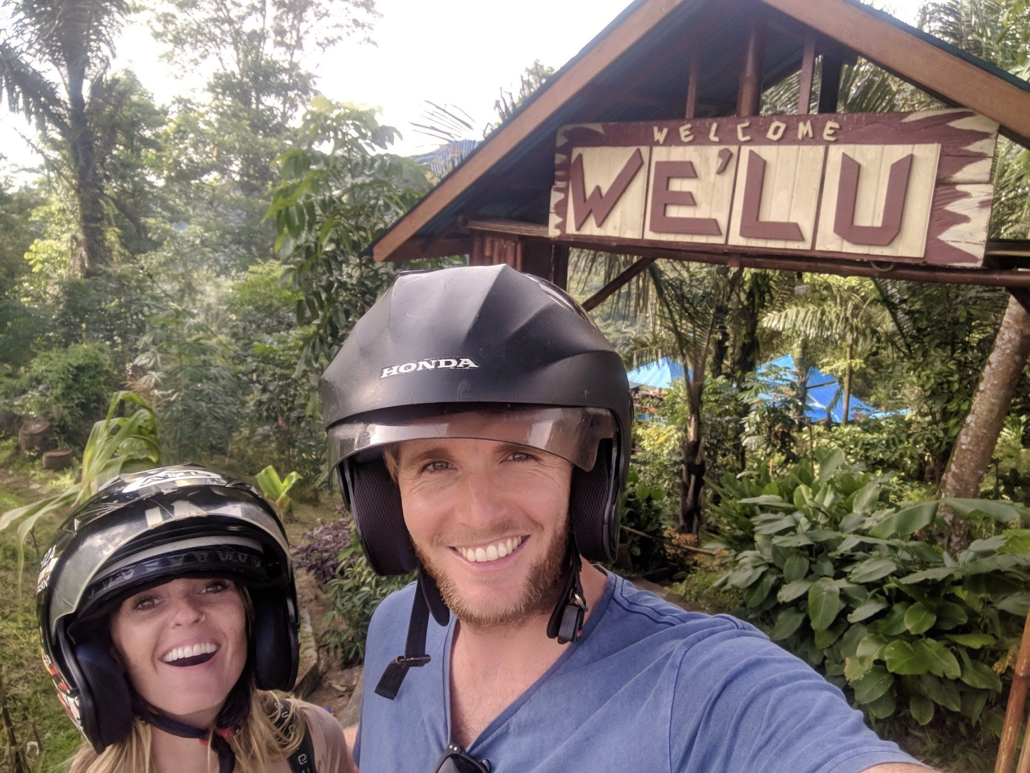 A Lovely Planet - North Sulawesi - Sarah & James - We'lu