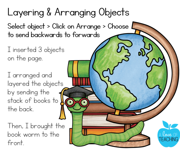 PowerPoint: Layering Objects