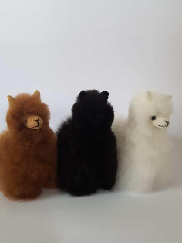 alpaca's 15cm 3 stuks