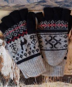 Känguru Handschuhe