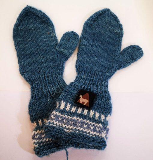 Kinderhandschuhe 12cm