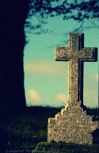 lrp gravestone