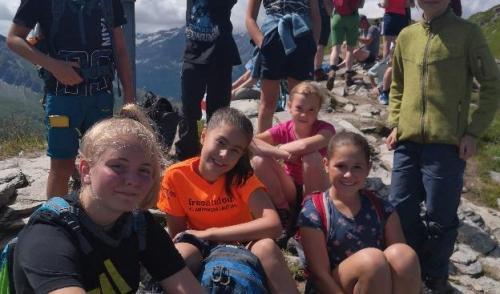 Artikelbild zu Artikel Jugendfahrt: Camping und Wandern im Gasteiner Tal