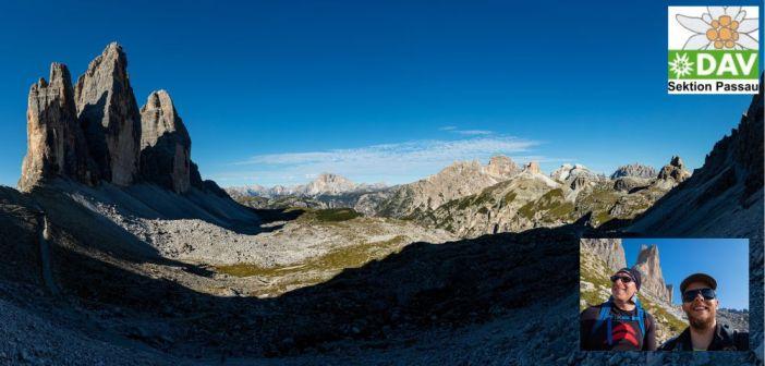 Spontan auf historischen Wegen in den Dolomiten