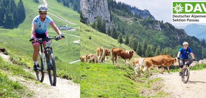 MTB Tour- Von Rottau zur Kampenwand