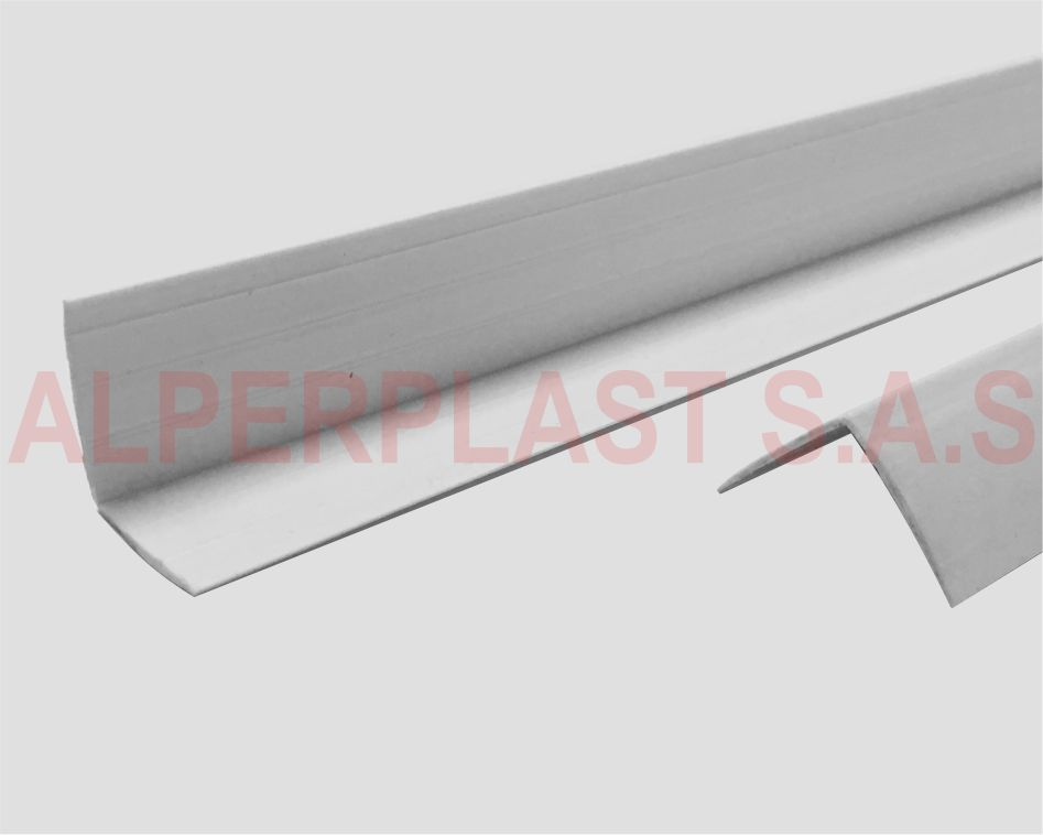 Acabados de construcci n en pvc alperplast sas for Esquineros para paredes
