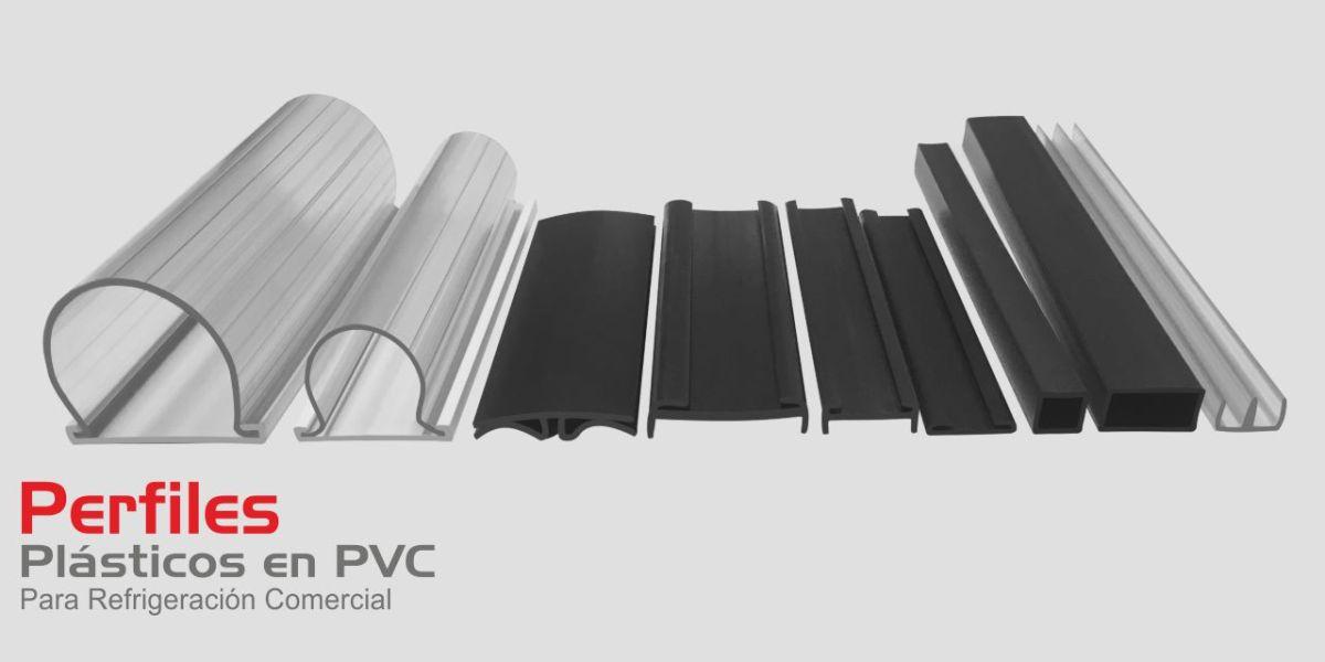 Perfiles para Refrigeración comercial en PVC | Alperplast SAS - Part 3