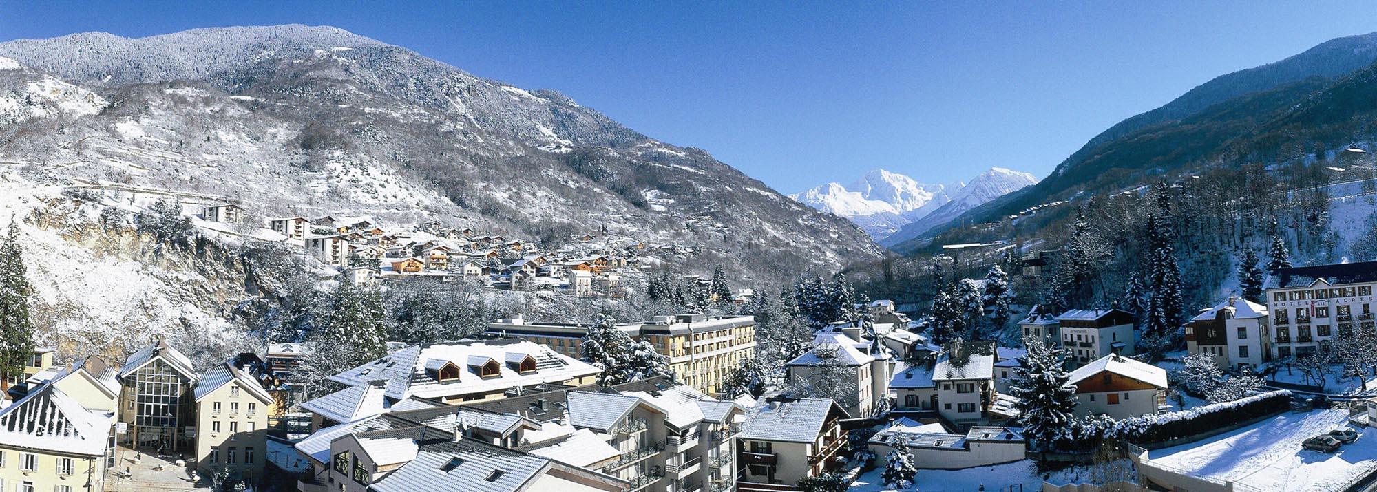 Accueil Htel Des Alpes Brides Les Bains